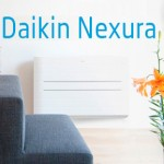 Daikin tipo consola Nexura